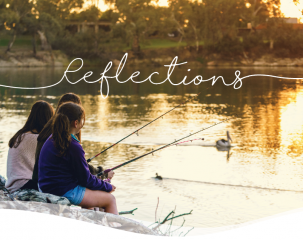 Reflections 2017-18 cover